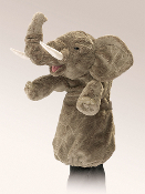 Elephant Stage Puppet